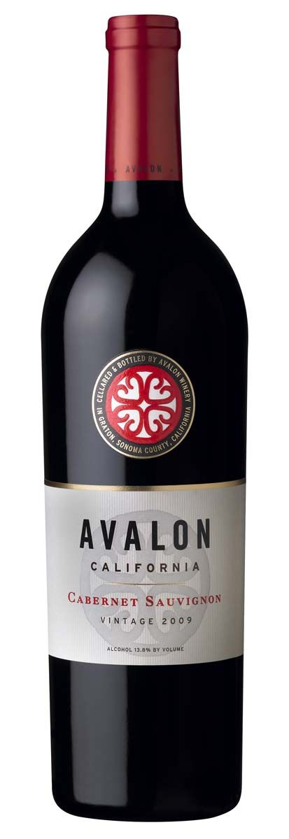 Avalon California Cabernet. Just $12, with lush, rich fruit and a smooth finish. Made with the expert hand of Alex Cose, who cut his teeth at Peter Michael Winery. We suggest pairing this steal of a wine with a flank steak filet or grilled portobella mushrooms. Yum!