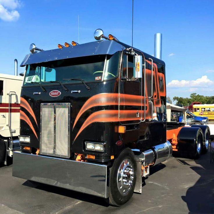 Peterbilt 352 Cabover Truck – Jerusalem House