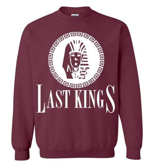 Tyga Last Kings YMCMB Rack City Young Money Hip Hop R&B RAP v2 , Gildan Crewneck Sweatshirt