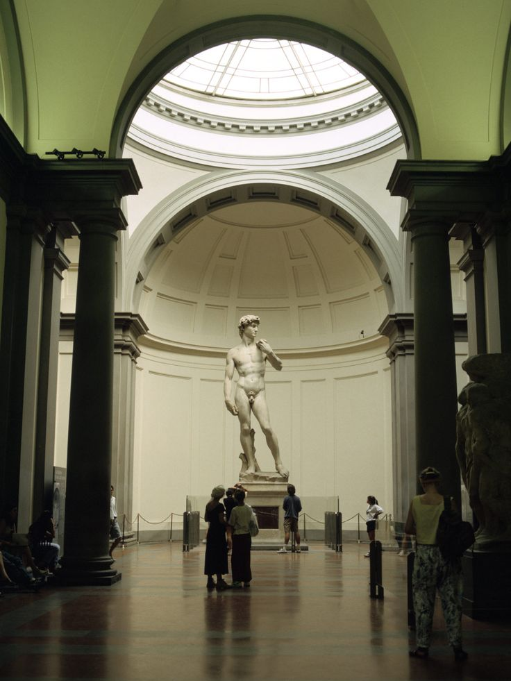 visiting the accademia florence - photo#8