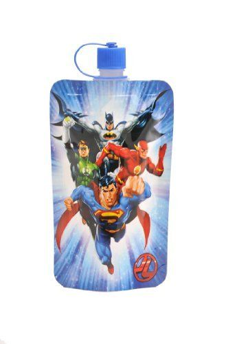 SharkSkinzz Folding Drinkware - Justice League Set of 3 (JL75-21) by Sharkskinzz. $19.73. Safe - BPA-free, phthalates-free, and made with FDA approved materials. Perfect for: concerts, parties, sporting events, outdoor activities, anywhere glass isn't preferred.. Collapsible - Stands upright when filled.  Flexible, foldable, freezable, and empties completely flat. Holds 7.5 fluid oz of your favorite non-carbonated beverage. Reusable - Durable, no transfer of taste/odor,...