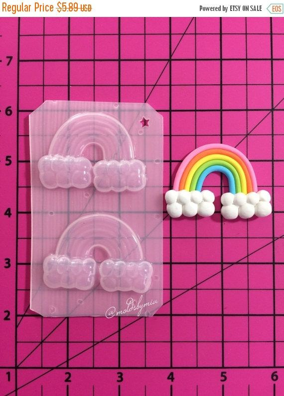 Ehi, ho trovato questa fantastica inserzione di Etsy su https://www.etsy.com/it/listing/224395073/on-sale-on-sale-kawaii-rainbow-flexible
