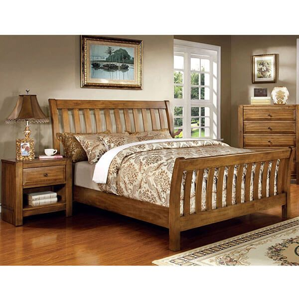 6 Best Oak Bed Frames Of 2020 Easy Home Concepts Bed Frame Sets Oak Bed Frame Furniture