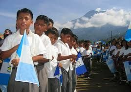 Felices por vivir en Guatemala