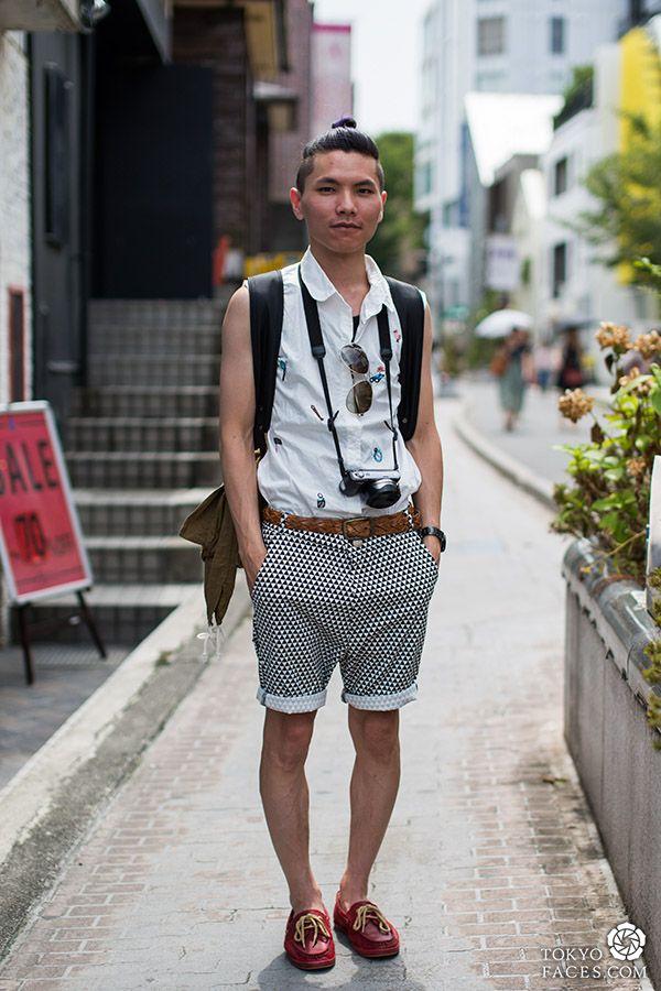 Tokyo Street Style Street Style Pinterest