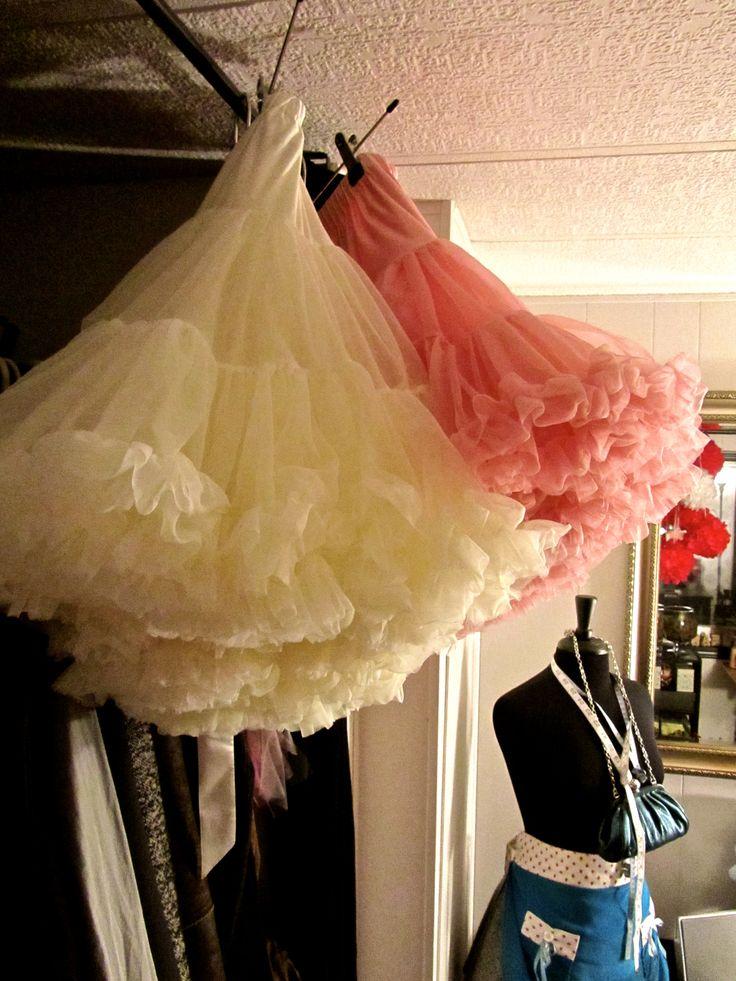 Pretty Doris Petticoats