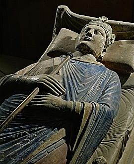 Henry II, founder of the Plantagenet empire.