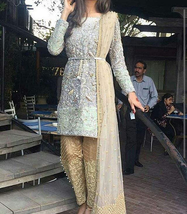 Eid collection with zabardast sale offer Sale start 1 june till 9 june 20k6 .Dear customer Maida online botiaue provides bridal wears ' party wears' foraml dresses with best Quality and work Visit our instagram I'd Maida_online_botique Follow and visit on roposo (Maida online botique) Also visit our Facebook page ( Maida online boutique) Mail us on (mmaidamalik1322@gmail.com) for details ' orders and booking Promoting Pakistani designers and beauty of Pakistani fashion .let's designe u...
