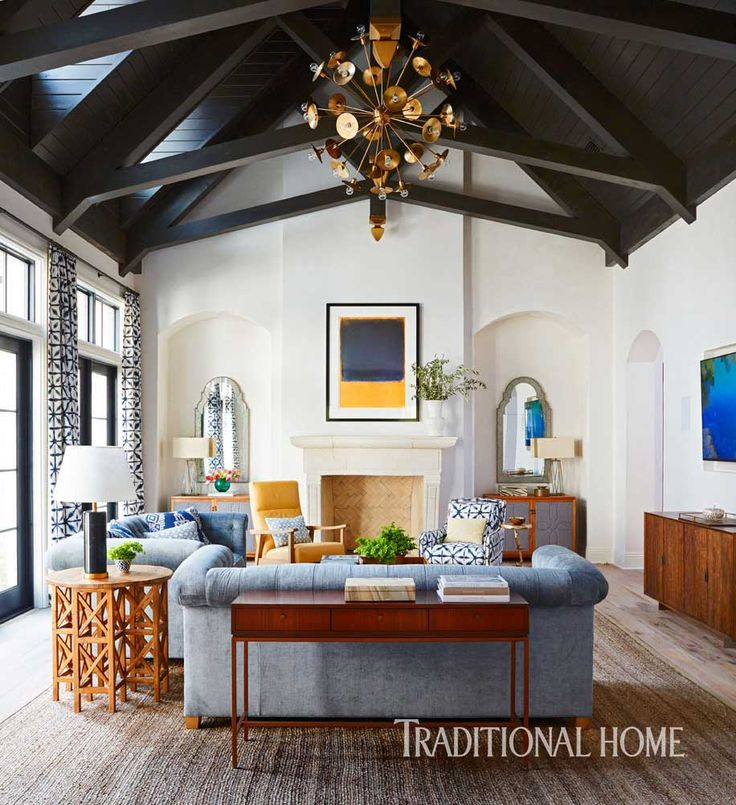 A florida family finds its perfect match in an english for Traditional english home