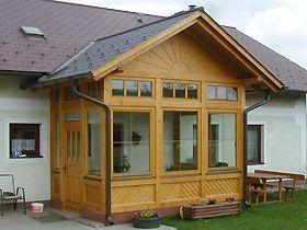 7 besten eingangsanbau bilder auf pinterest windfang veranda und hauseingang. Black Bedroom Furniture Sets. Home Design Ideas