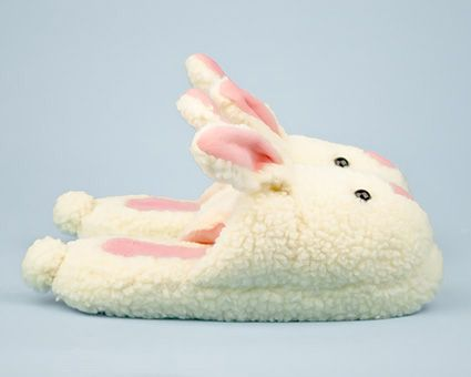 Classic Bunny Slippers for Men, Women & Children | Animal Slippers | BunnySlippers.com