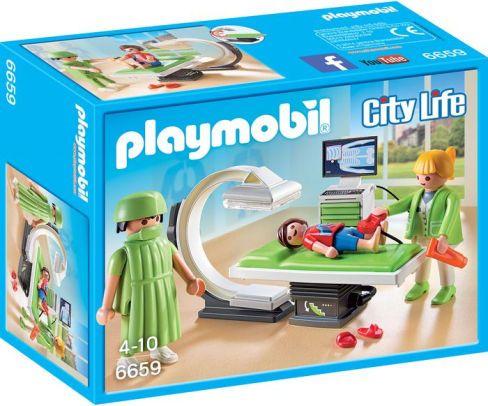 Alternative view 2 of PLAYMOBIL X-Ray Room