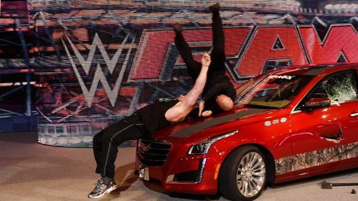 Get a storyline update on Jaime Noble & Joey Mercury's health following the latest Brock Lesnar beatdown, and see how someone tried to sell their dearly departed Cadillac on Craigslist.