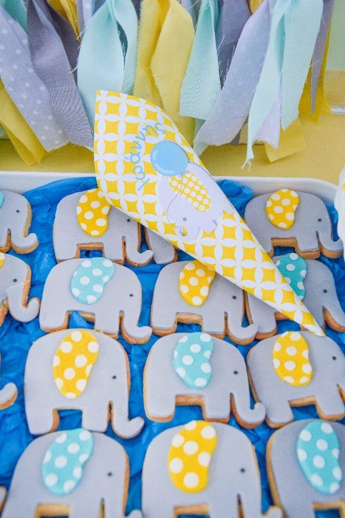 #baptism in #Rhodes #Greece #candytable #sweets #lpapercone #bisquits #elephanttheme #GoldenAppleWeddings #EventPlanners