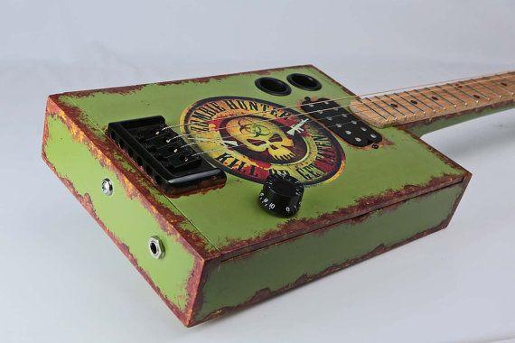 Custom guitar build an investigation into