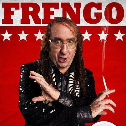 FRENGO STOPPATO...e questo è il suo primo manifesto!
