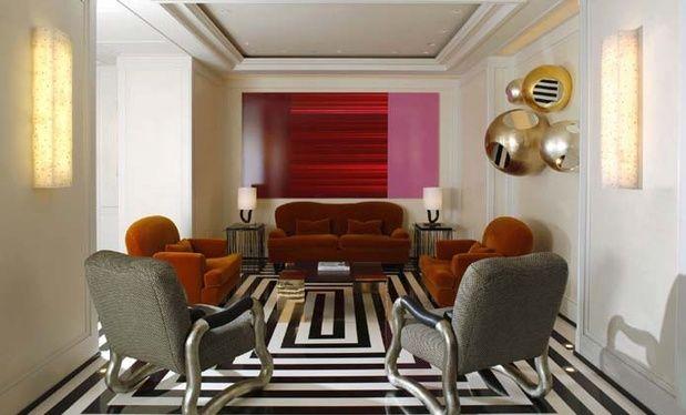 The Mark Hotel - stripes.
