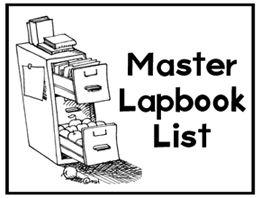 Free Lap Books
