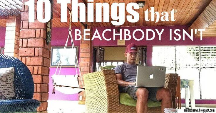 10 Things That Beachbody Isn't, Beachbody Facts, Beachbody on Demand Free Trial, Shakeology Samples, Become a Beachbody Coach, Beachbody Coach Benefits, Network Marketing Facts, Beachbody Free Accountability Group