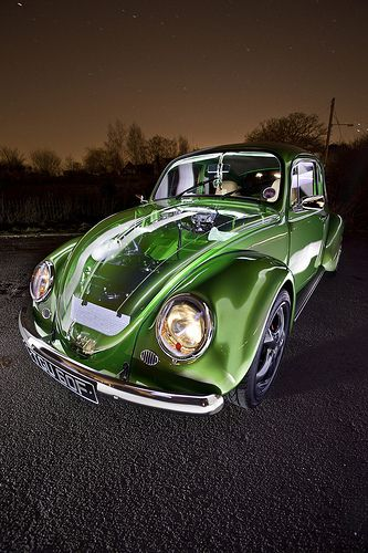 "1968 Subaru Beetle ""Magic Bonnet"" 