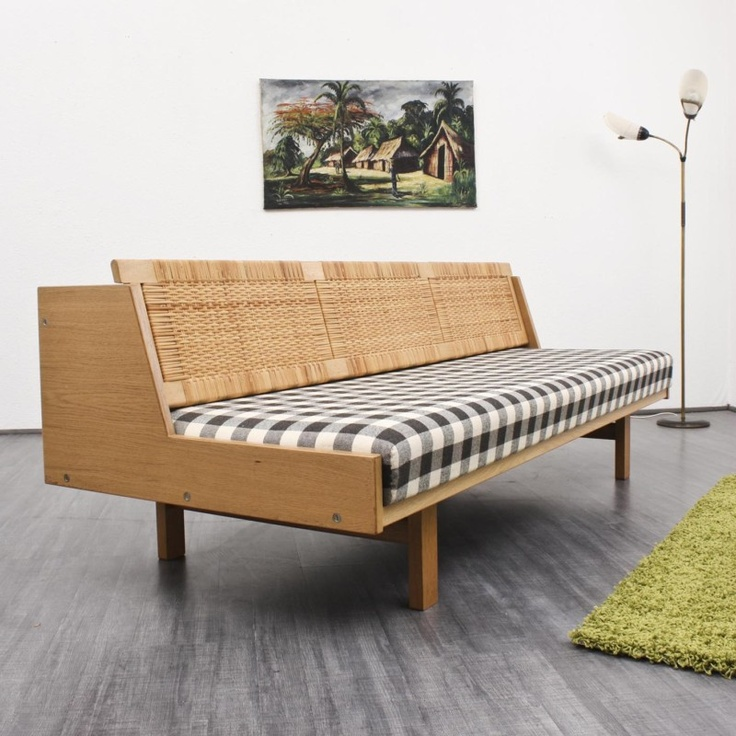 eBay | Canapé daybed Getama GE 258 Hans WegnerCanapé Daybeds, 258 Daybeds, Ebay, Scandinavian Furniture, Ge 258, Daybeds Getama, 258 Hans, Getama Ge, Hans Wegner