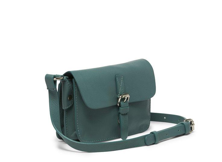Stylish light mint colored bag by Adax 149.90 EUR II SHOP ONLINE