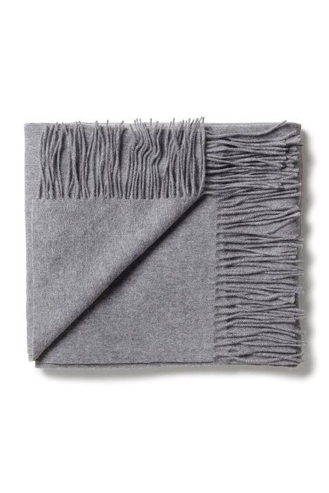 Weekday Tuva Shawl in Grey Light
