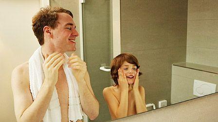 Männerpflege 3.0: Man(n) muss nur den Anfang machen
