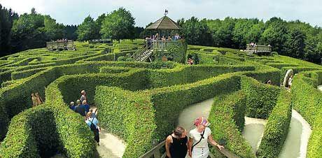 Labyrint Drielandenpunt