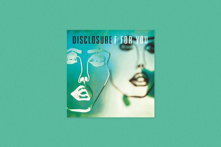 Kate Moross Disclosure Album Cover