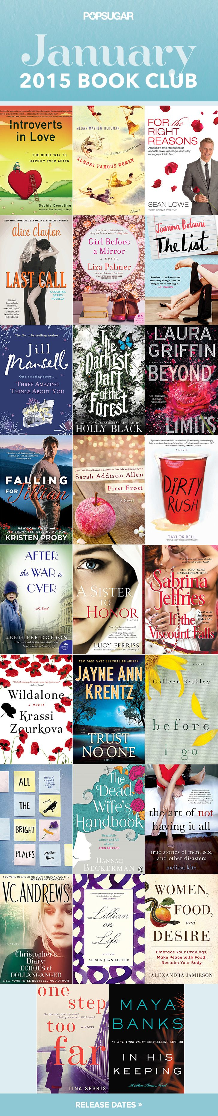 *Escape the January Cold With These 26 Hot Romantic Book Picks
