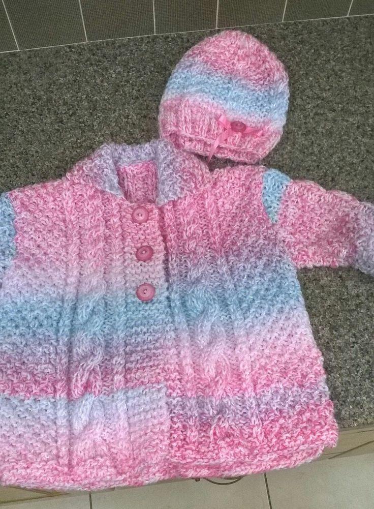Little coat and hat £24+p&p