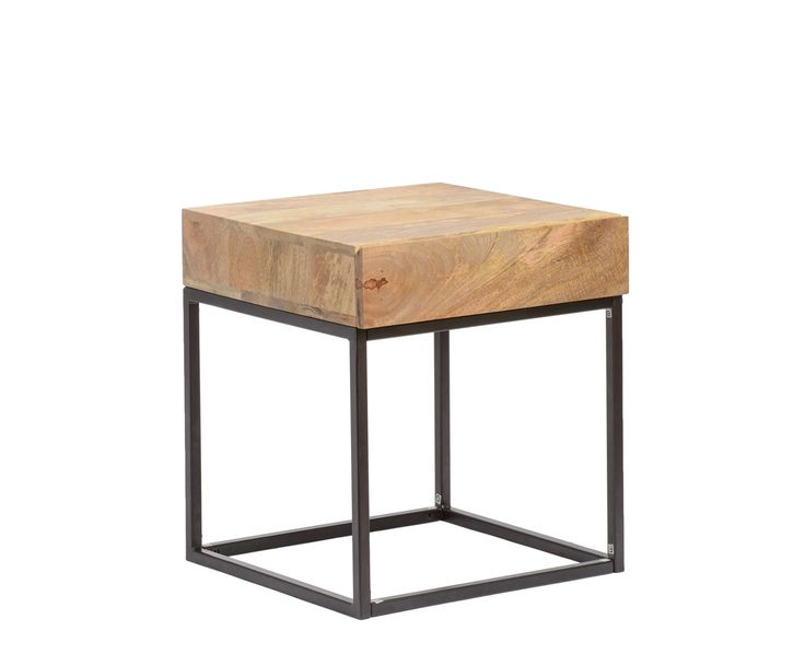 50 cm x 55 cm x 50 cm coffee table,drawer mango wood  http://unodesign.pl/item/677/299/Katalog-produktow/Meble/Kolekcje/SoHo/Stolik-kawowy--pomocnik.html
