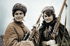 soviet snipers(ukraine): The Women, Lyudmila Pavlichenko, Young Women, War Ii, Photo, Soviet Union, Soviet Snipers, Warii, Female Snipers
