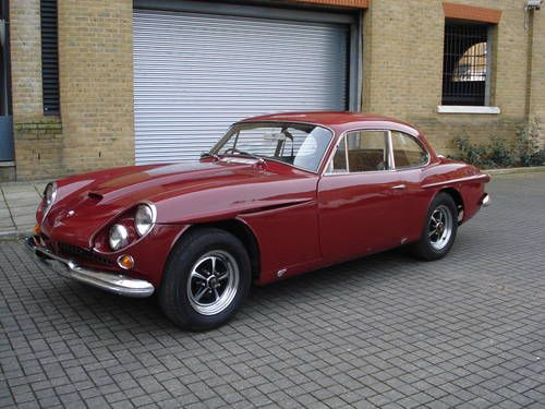 1964 Jensen CV8 MK 2 Maintenance/restoration of old/vintage vehicles: the material for new cogs/casters/gears/pads could be cast polyamide which I (Cast polyamide) can produce. My contact: tatjana.alic@windowslive.com