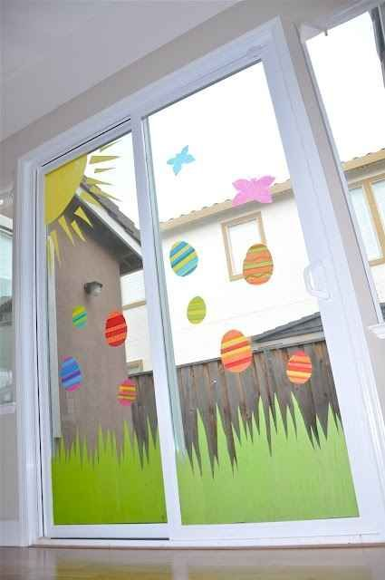 36 Clever Diy Ways To Decorate Your Classroom Window