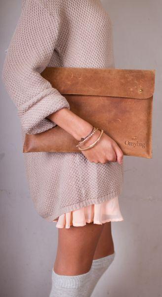 OmyBag // Leather <3