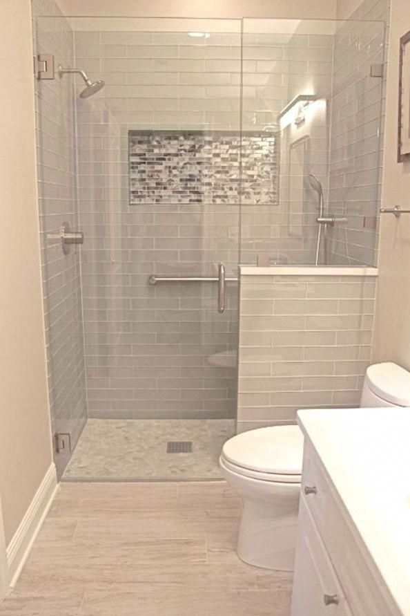 How Much Does A Bathroom Renovation Cost In 2020 With Images Bathroom Remodel Shower Small Bathroom Shower Remodel