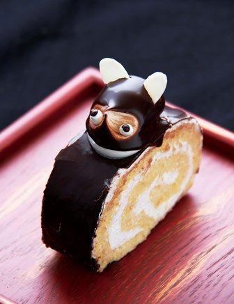 たぬきケーキ| 島根県 松葉屋