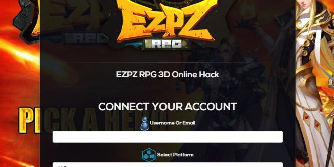EZPZ RPG 3D Hack and Cheats for iOS and Android