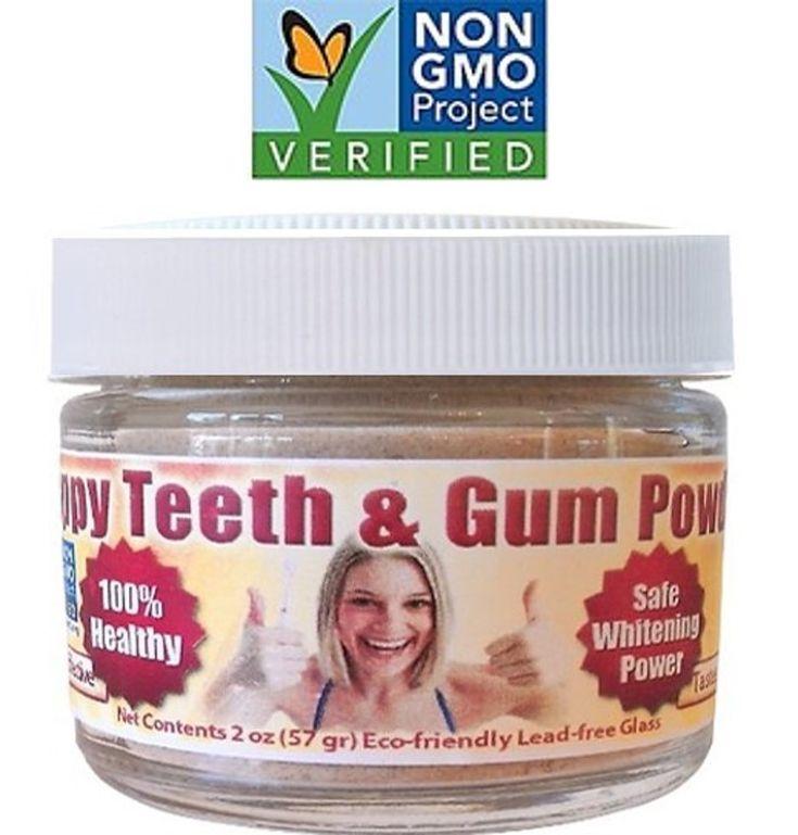 Gum Disease Treatment Proven Effective Tooth Powder
