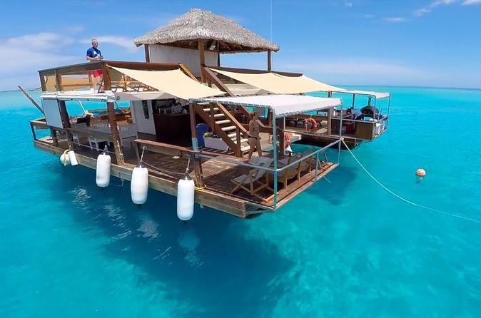 Denarau Island Full-Day Tour to Cloud 9 in Fiji including Lunch in Fiji Pacific Ocean and Australia