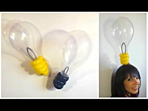 Lightbulb Balloon Twisting How To - YouTube
