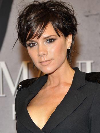 Love her hair - Victoria-Beckham