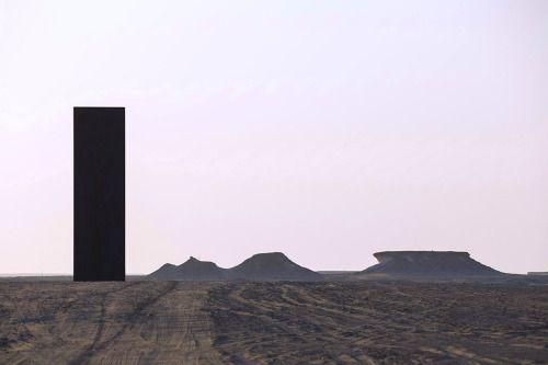 qatari monolith...
