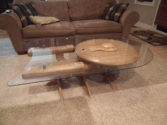 Enterprise NCC 1701-C Coffee Table