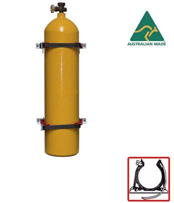 Bottlechock 1x245-375mm Cylinders - Spacepac Industries