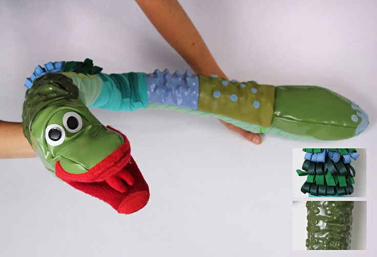 GabizPuppets- sensory puppets for children with special needs