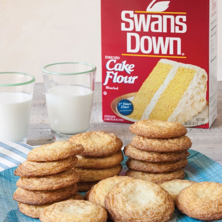 Save Chewy Sugar Cookies recipe to Pinterest
