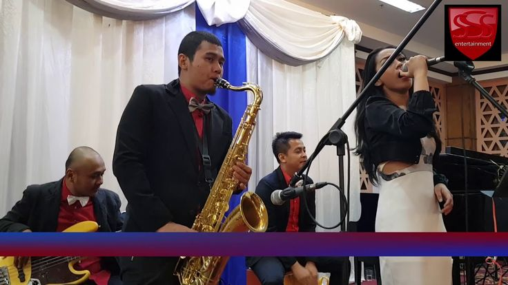 resepsi pernikahan gedung MENZA Salemba | wedding music entertainment ja...